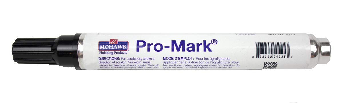 Mohawk Finishing Products Pro Mark Wood Touch Up Marker (Black Brown)