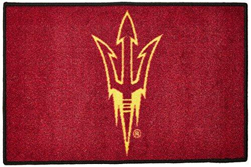 FANMATS 17139 Arizona State Starter Rug (Devils Door Mat Rug)
