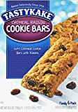 Tastykake: Oatmeal Raisin Cookie Bars 3 Boxes