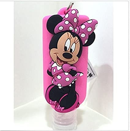 Amazon.com: Parques Disney Minnie Mouse Hand Sanitizer ...