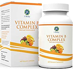 1 Body Vitamin B Complex provides a wide spectrum of health benefits for men and women of all ages.   Our formula uses the most bioavailable forms of the essential B vitamins to ensure maximum absorption and long-lasting effects.   MTHFR geneMTHFR...