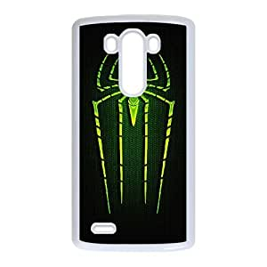 Comics The Amazing Spiderman Green Logo LG G3 Cell Phone Case White gift pjz003-9382353