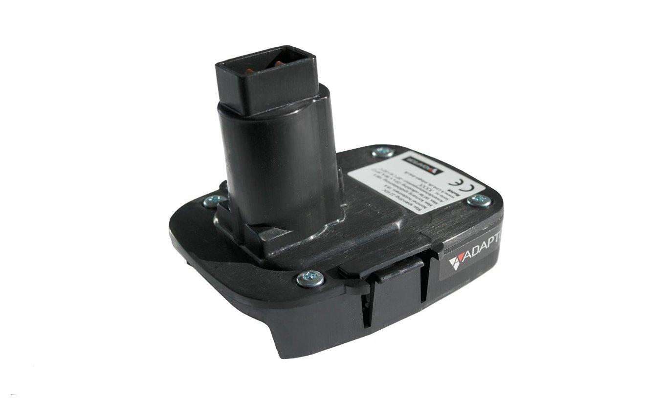 Batterieadapter fü r DeWALT XRP Elektrowerkzeuge 18V bis 20V, Battery adapter for DeWALT XRP power tools 18v to 20v A-link A-adaptor