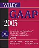 Wiley GAAP 2003, Patrick R. Delaney and Barry J. Epstein, 0471227196