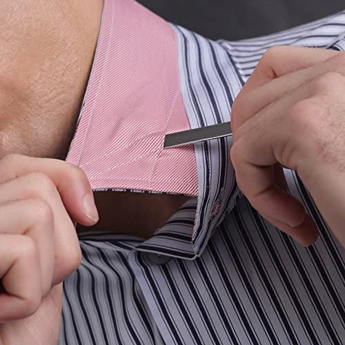 Large Collar 72 Premium Stainless Steel Collar Stays 36-2.75 | 36-3 CS-2SZ-2753-72 Large Collar 36-2.75 | 36-3