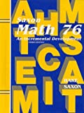 Math 76, Stephen Hake and John Saxon, 1565771532