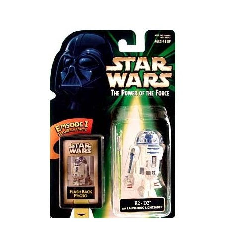 (Star Wars: Power of the Force Flashback R2-D2 Action Figure)