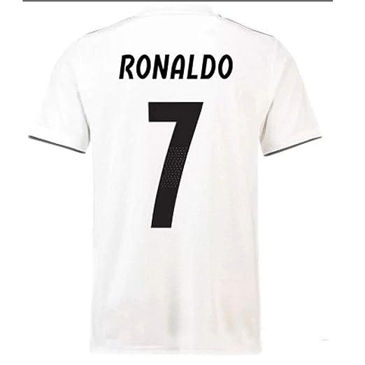 HBSC Camiseta Copa Mundial Uniforme de fútbol del Real ...