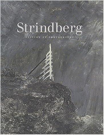 Livres Strindberg, peintre et photographe pdf, epub
