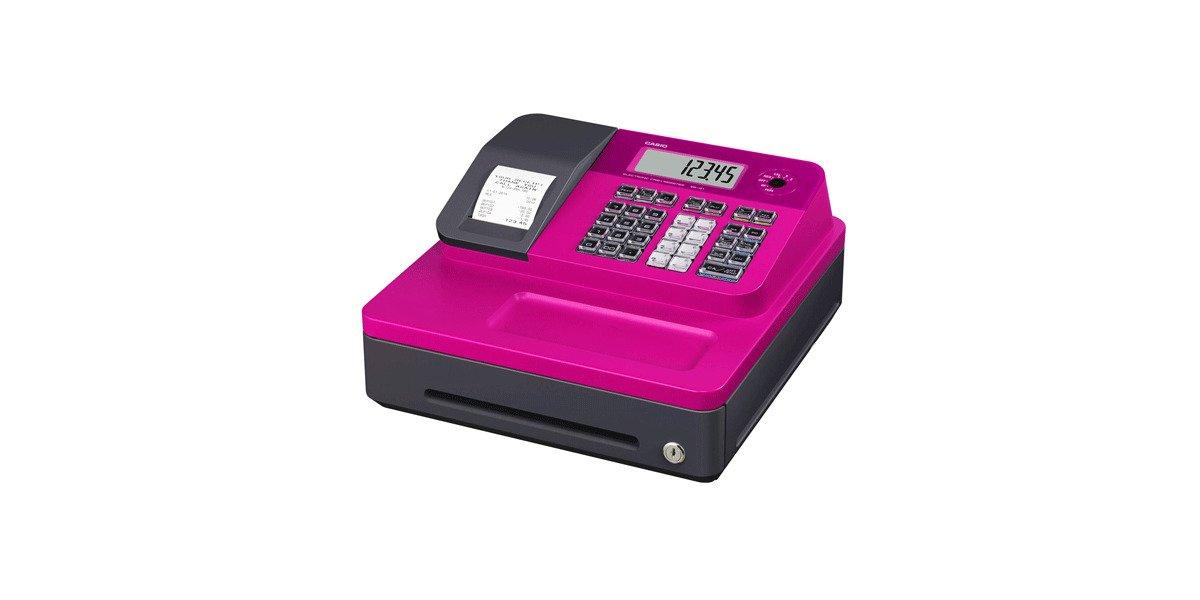 Casio SE-G1SC-PK Electronic Cash Register (Certified Refurbished)
