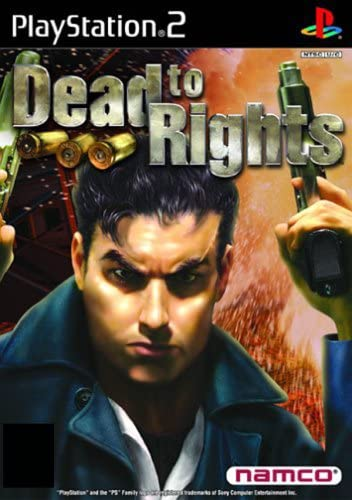 Image result for dead to rights ps2