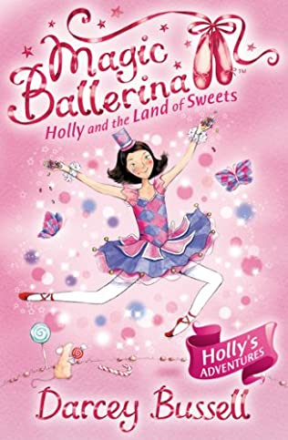 book cover of Holly and the Land of Sweets