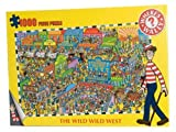 Paul Lamond Games - Where's Wally 1,000 Piece Puzzle - Wild West