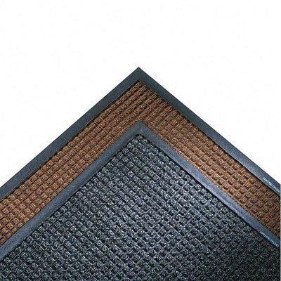 Scraper Indoor Mat Wiper (CROSS310CHA - Crown Mats SS310CHA Super-Soaker Indoor Wiper/Scraper Mat, 36 x 120, Charcoal)