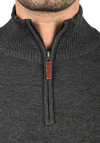 Blend Homme Pull Charcoal 70818 Danovan rRqCFr