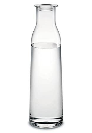 Holmegaard Minima Botella con Tapón, Garrafa, Garrafa de Agua, Vidrio, Transparente, 1.4 L, 4330403: Amazon.es: Hogar