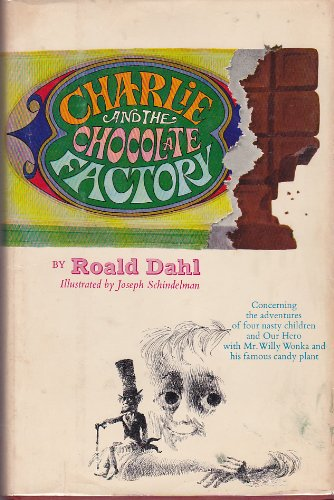 Charlie and the Chocolate Factory (Charlie And The Chocolate Factory Cover Page)