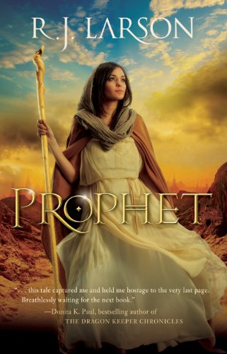 Prophet (Books of the Infinite Book #1) by [Larson, R. J.]