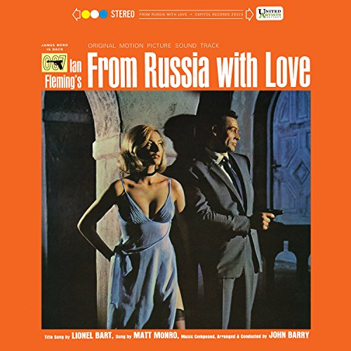 Price comparison product image From Russia With Love (James Bond Soundtrack) [LP]