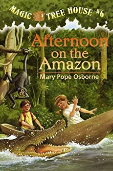 Afternoon on the Amazon 0679863729 Book Cover