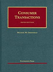 Greenfield's Consumer Transactions, 5th (University Casebook Series) (English and English Edition)