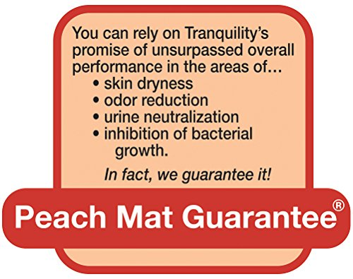 Tranquility Premium Overnight Disposable Absorbent Underwear (DAU) - Small- 2 Pack Sample by TRANQUILITY (Image #6)