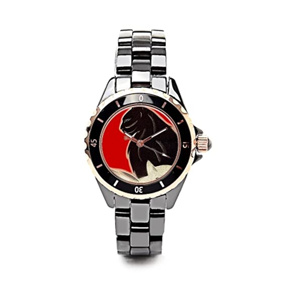 Lucky Classic relojes Playful Buenos relojes Hello Kitty barato Relojes de pulsera.