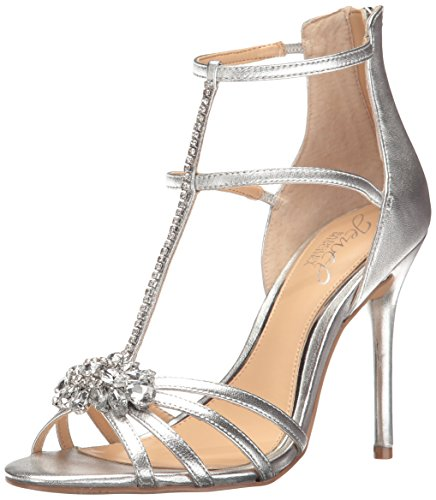 Ii Silver Jewel Dress Women Mischka Hazel Badgley Sandal qawOHO