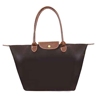aca35389d35b SPG LONDON Stylish Nylon Tote Shoulder Women Bag suitable for work ...