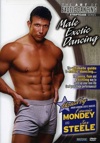 Male Dvd - The Art of Exotic Dancing: Striptease Series - Male Exotic Dancing