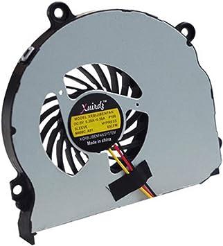 CHENCHUAN-ES Componentes de la computadora Ventilador de ...