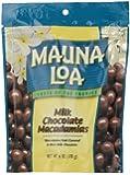 Mauna Loa Macadamias, Milk Chocolate, 6-Ounce Bags (Pack of 4)