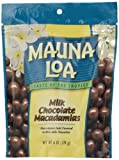 Cheap Mauna Loa Macadamias, Milk Chocolate, 6-Ounce Bags (Pack of 4)