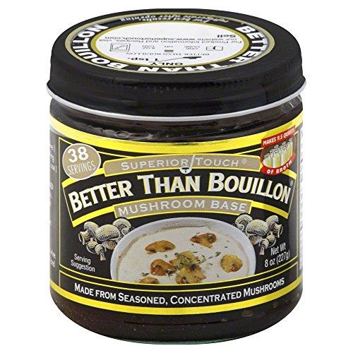 Better Than Bouillon Mushroom Base 8.0 OZ (Pack of 3)