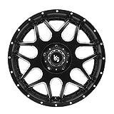 "LRG Rims LRG104 Splits Wheel with Chrome Finish (20x9""/5x150mm)"