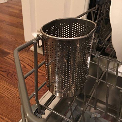 Chopsticks Cutlery And Utensil Holder Drying Rack Basket