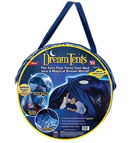 DreamTents Fun Pop Up Tent - Space Adventure