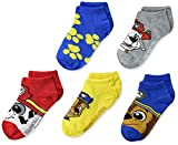 Nickelodeon boys Paw Patrol 5 Pack Shorty Casual