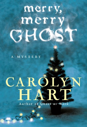 Merry, Merry Ghost (Bailey Ruth Book 2)