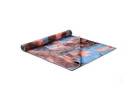 Yoga Toalla para Yoga - Esterilla, Antideslizante, Super ...