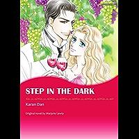 Step in the Dark: Harlequin comics