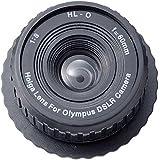 HOLGA オリンパス4/3一眼レフカメラ用HOLGAレンズ【HL-O】
