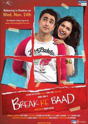 Break Ke Baad 2010 Hindi 720p HEVC HDRip x265 AAC ESubs Full Bollywood Movie [600MB]