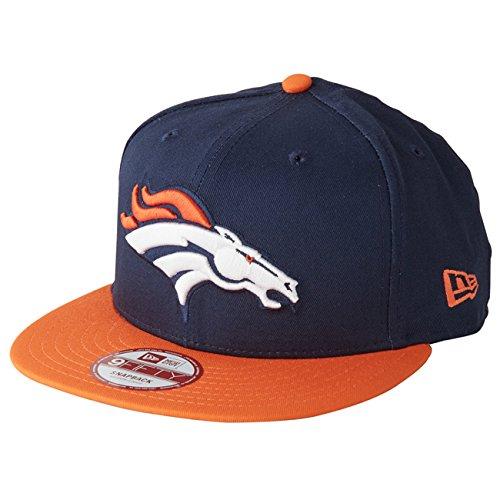 重さ予想外パットNEW ERA (ニューエラ) NFLスナップバックキャップ (BAYCIK 9FIFTY 950 CAP) デンバー?ブロンコス