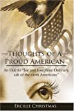 Thoughts of a Proud American, Ercille Christmas, 1425949711