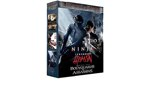 Amazon.com: Coffret Action : Ninja + Legendary Assassin + ...