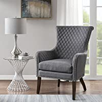 Heston Accent Chair Grey See below