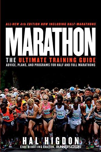 Training Marathon Runner (Marathon: The Ultimate Training Guide: Advice, Plans, and Programs for Half and Full Marathons)