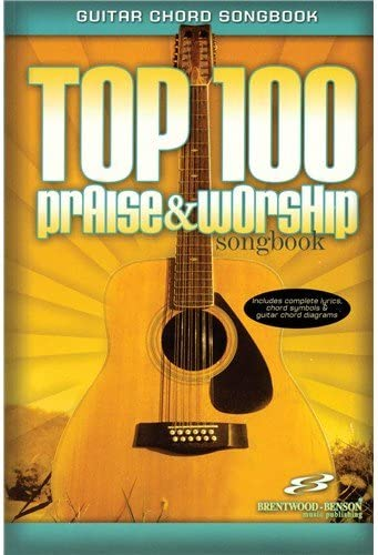 Top 100 Praise And Worship Songbook For Easy Guitar. Partituras ...