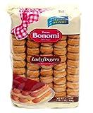 Forno Bonomi Savoiardi Traditional Italian Ladyfingers 17.5 oz (Pack of 10)